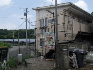 新川AP外観