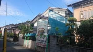 山本邸外壁塗装