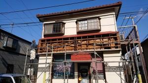田口邸解体
