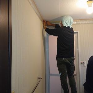 村田邸塗装1